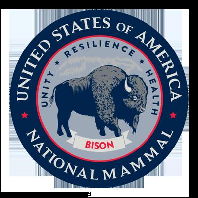 Bison-National-Mammal-Seal-1