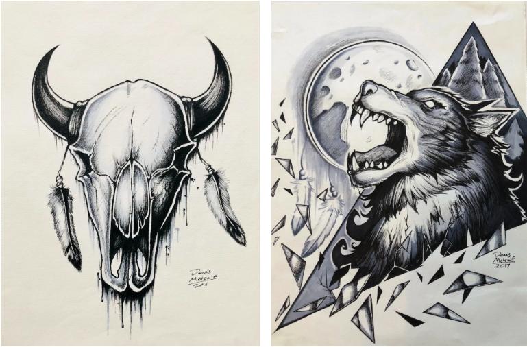 Dennis Wolf Bull