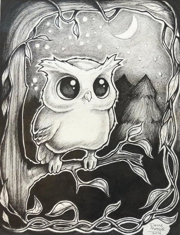 Dennis owl