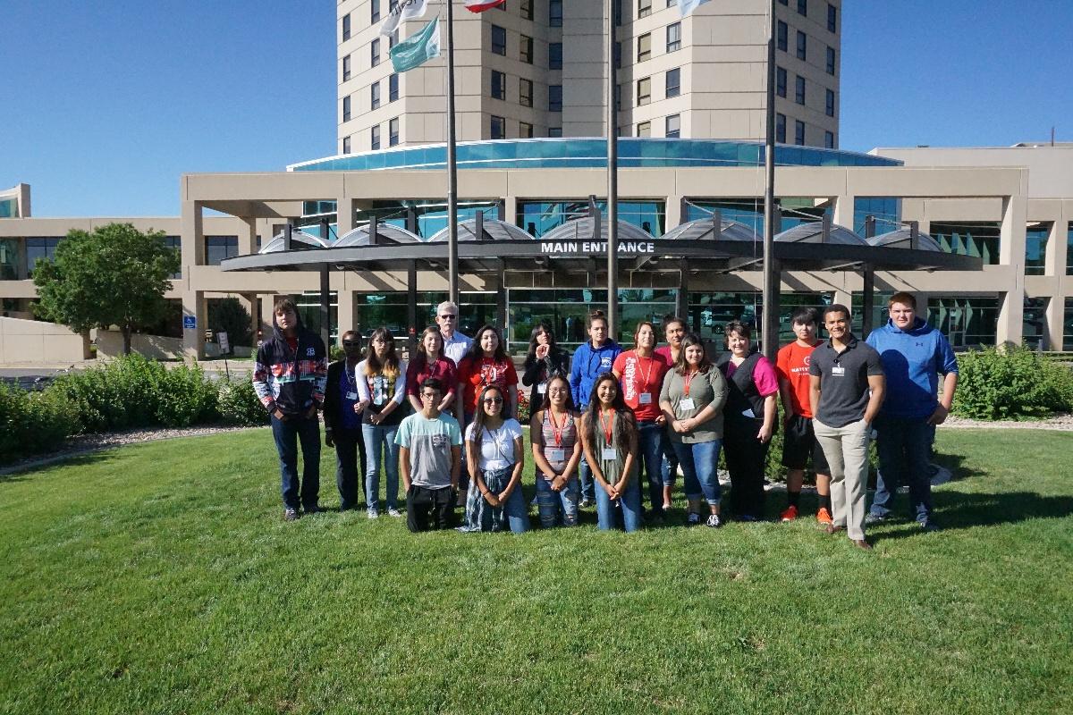 Leaders' Society Group Trip