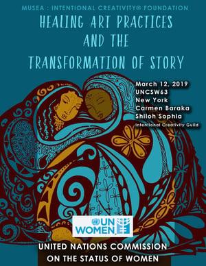 UN Women's Event Alexis