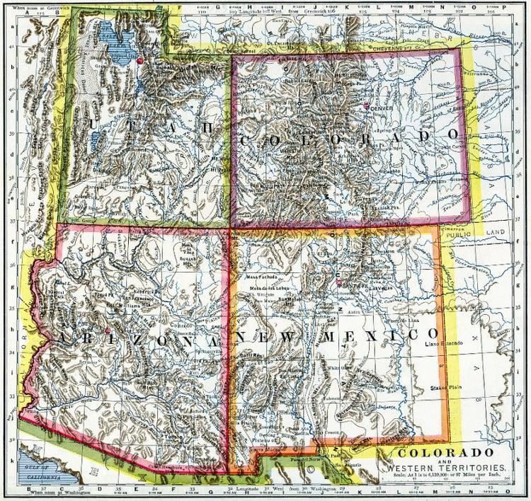 Mesa Verde Four Corners