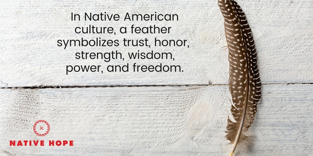 The Feather: A Symbol of High Honor in Native American Culture