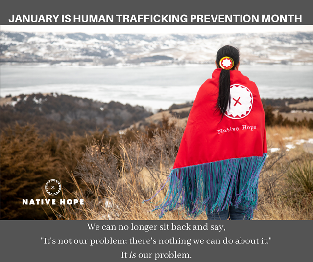 January is Human Trafficking Prevention Month-4