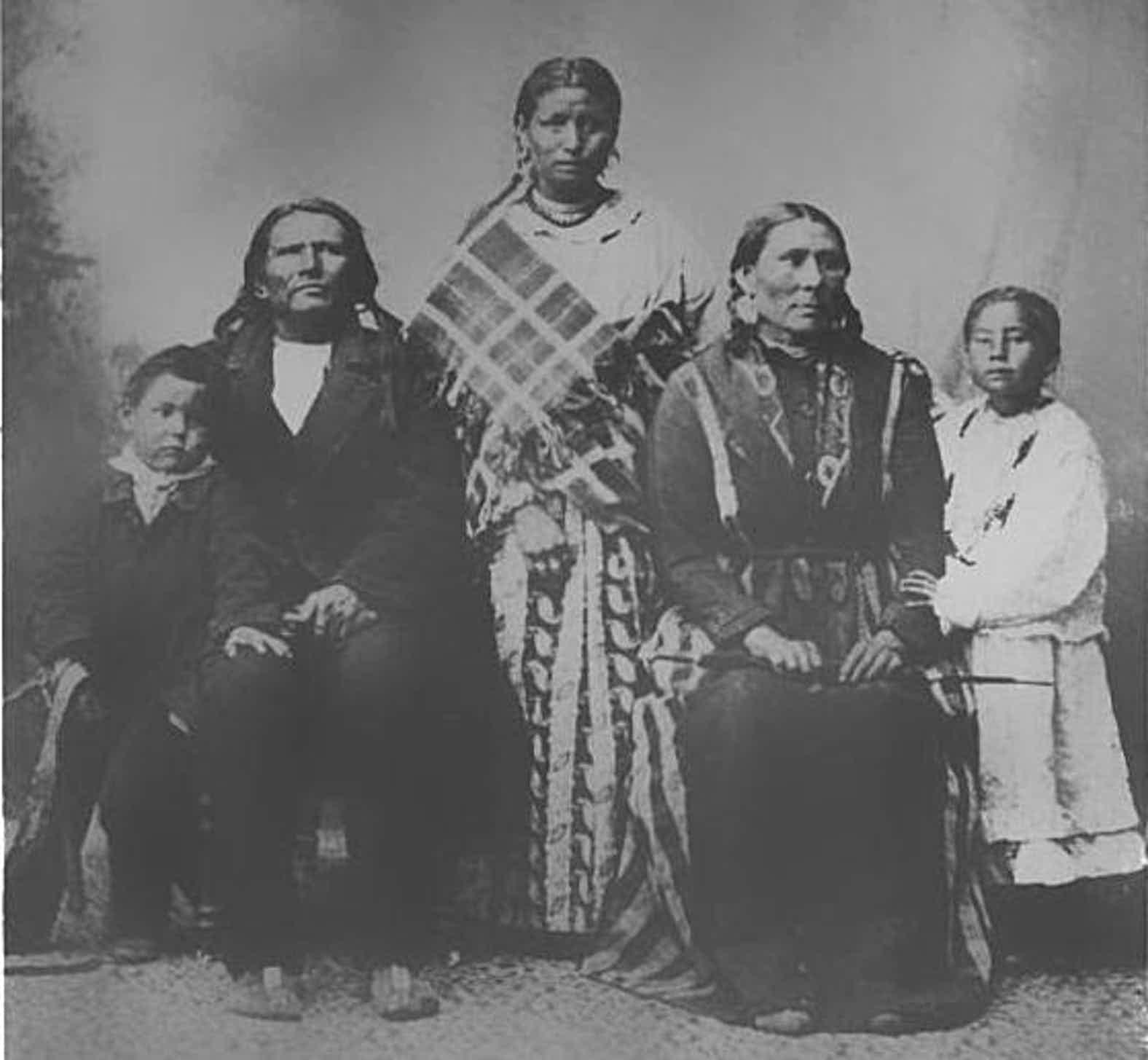 StandingBearfamily