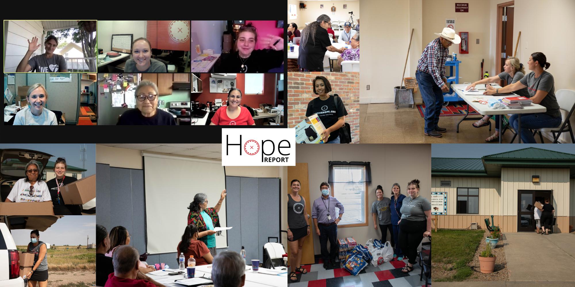 Hope Report: July 2021