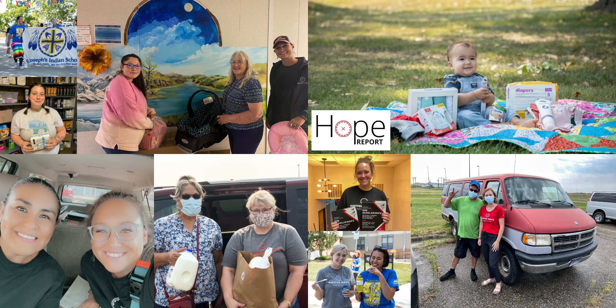 Hope Report: August 2021