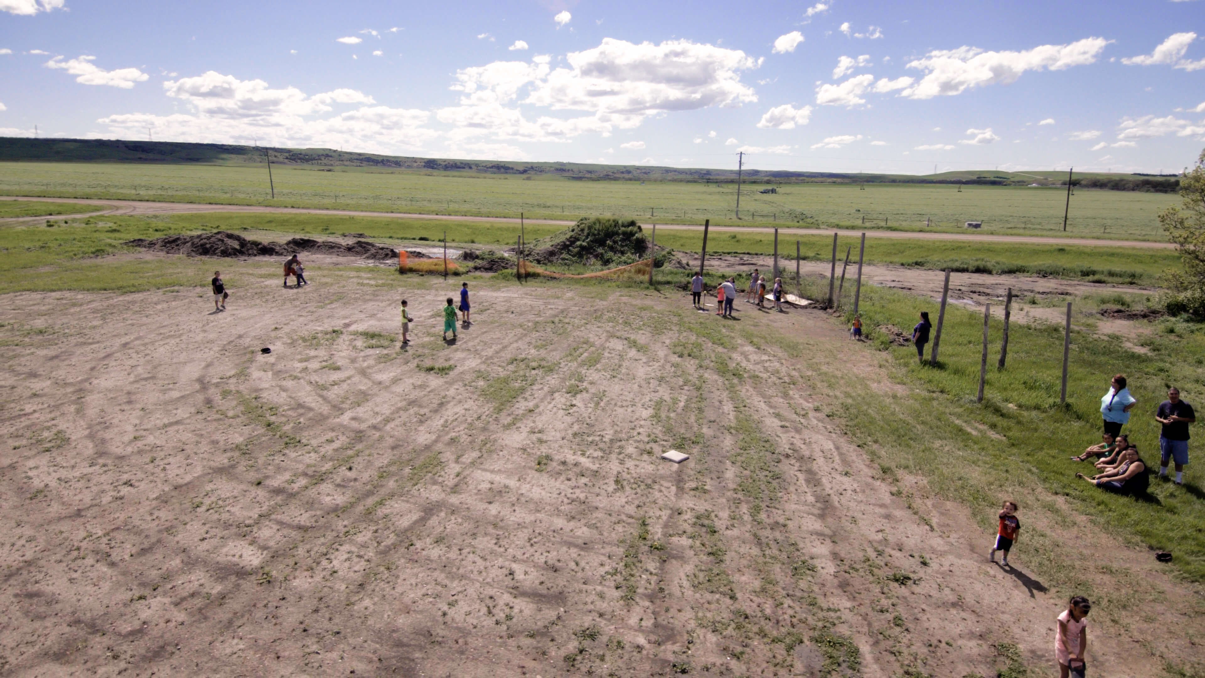 Summers on the Rez: Community through Baseball