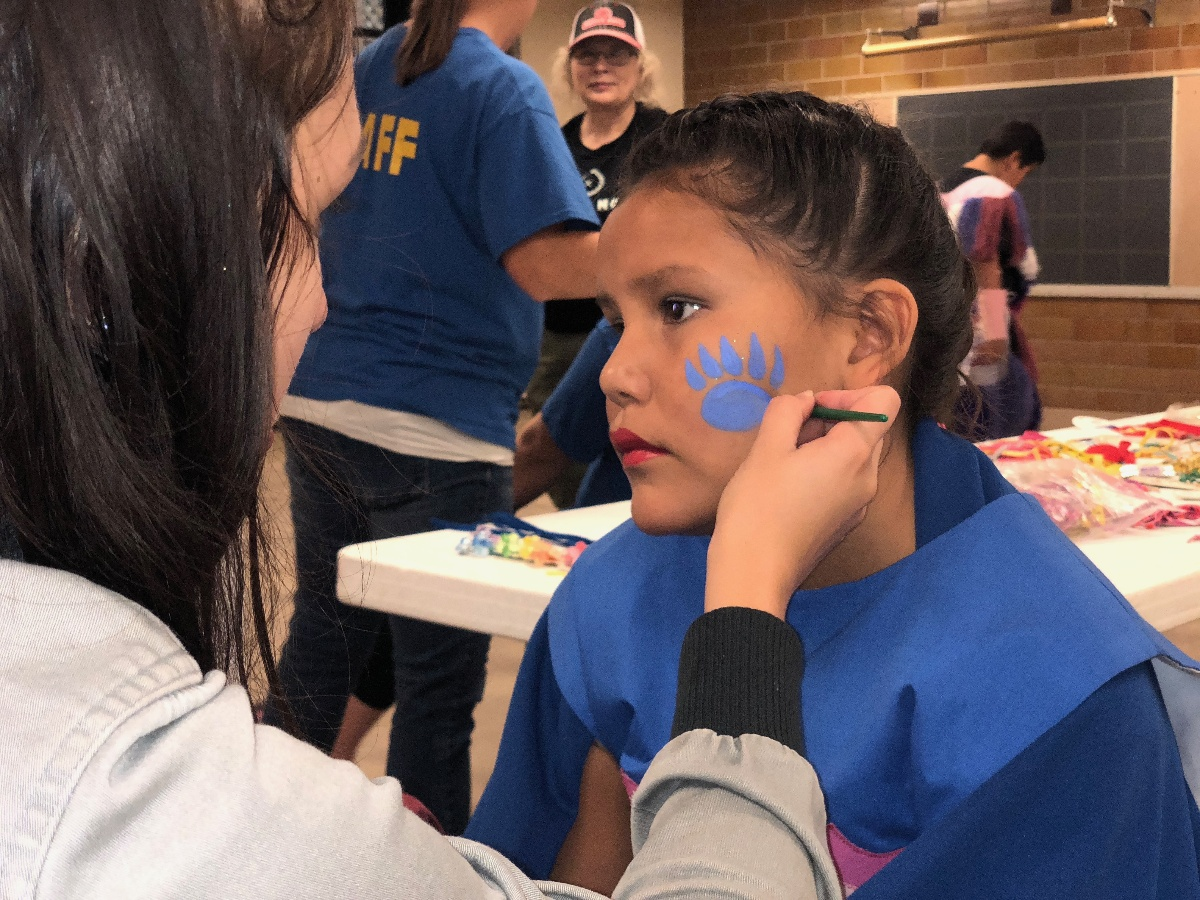 Powwows and Hand Sanitizer: Native Hope Meets Needs in Indian Country
