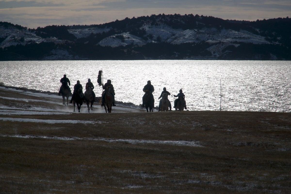 Annual Ride Honors the Dakota 38 and Brings Healing from Trauma