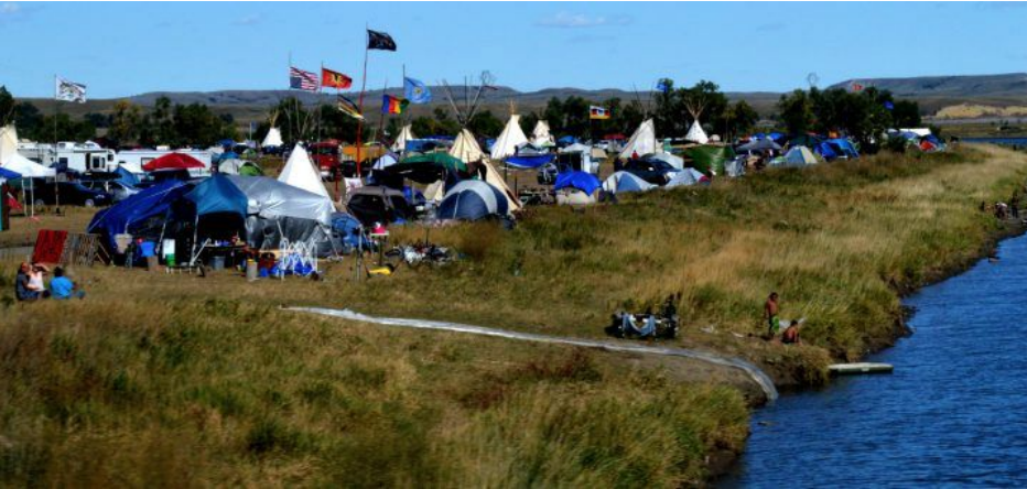 Dakota Access Pipeline Update