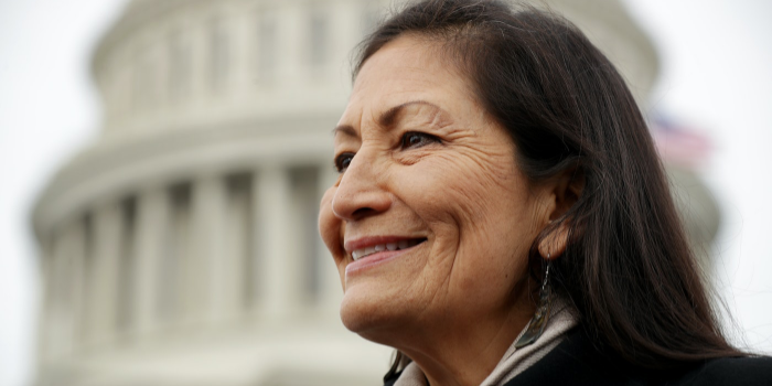 U.S. Representative Deb Haaland Reflects on her Pueblo Heritage