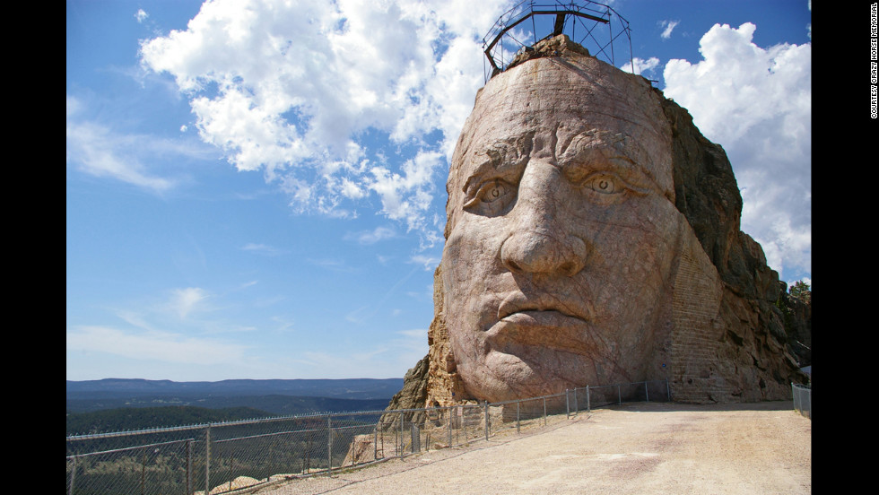 Chief Crazy Horse: The Red Man has Great Heroes Also