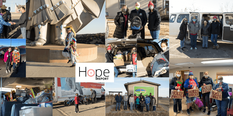 Holiday Hope Report