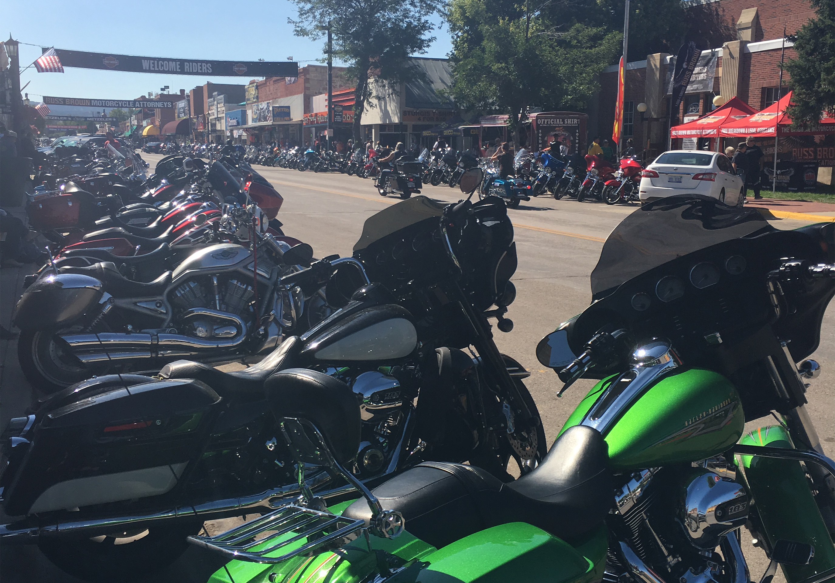Sex trafficking during the Sturgis Motorcycle Rally