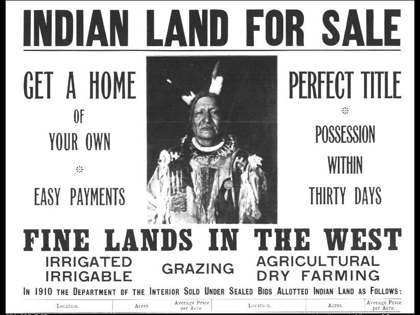 Native American land and loss - Part 2