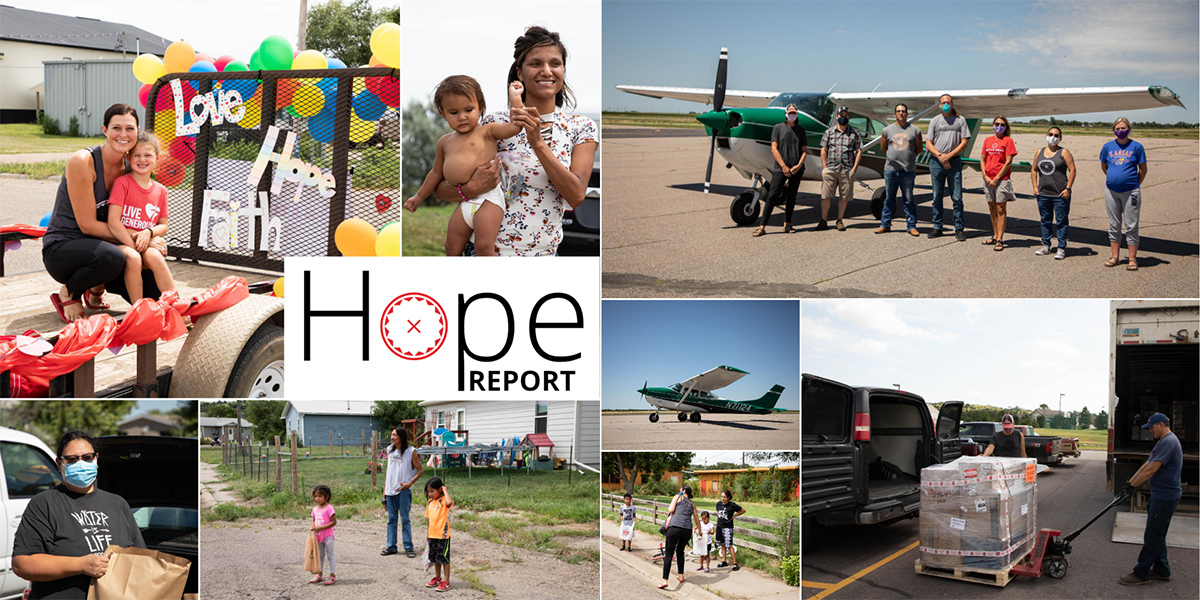 July Hope Report