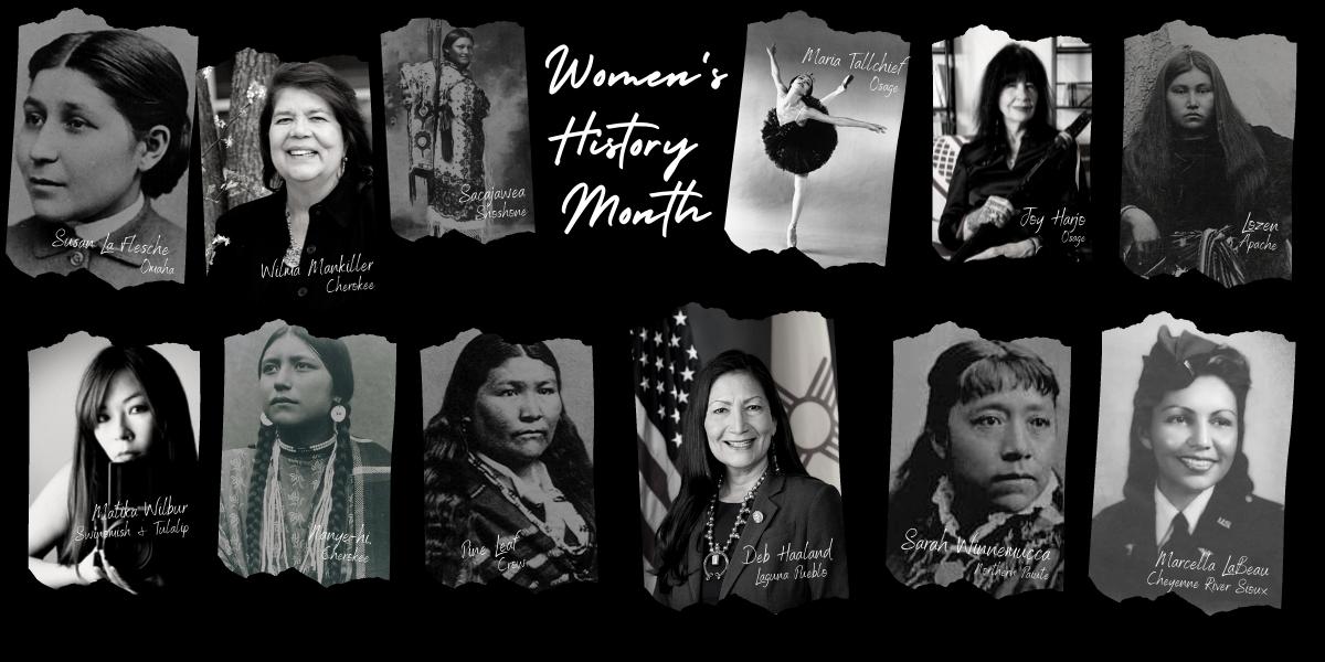 Celebrating Native Women