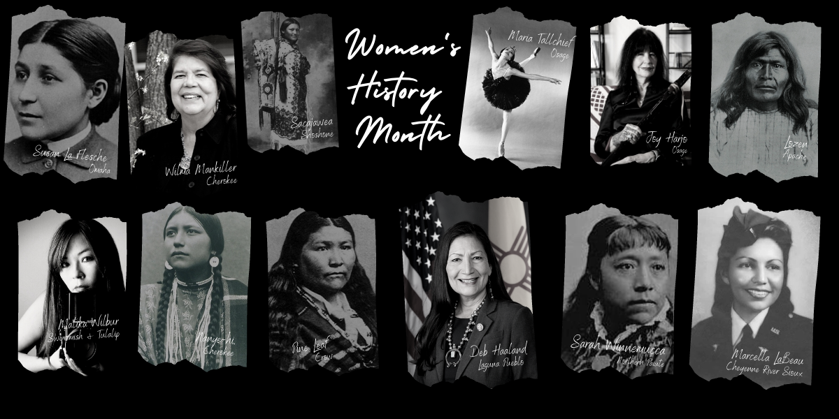 Celebrating Native Women