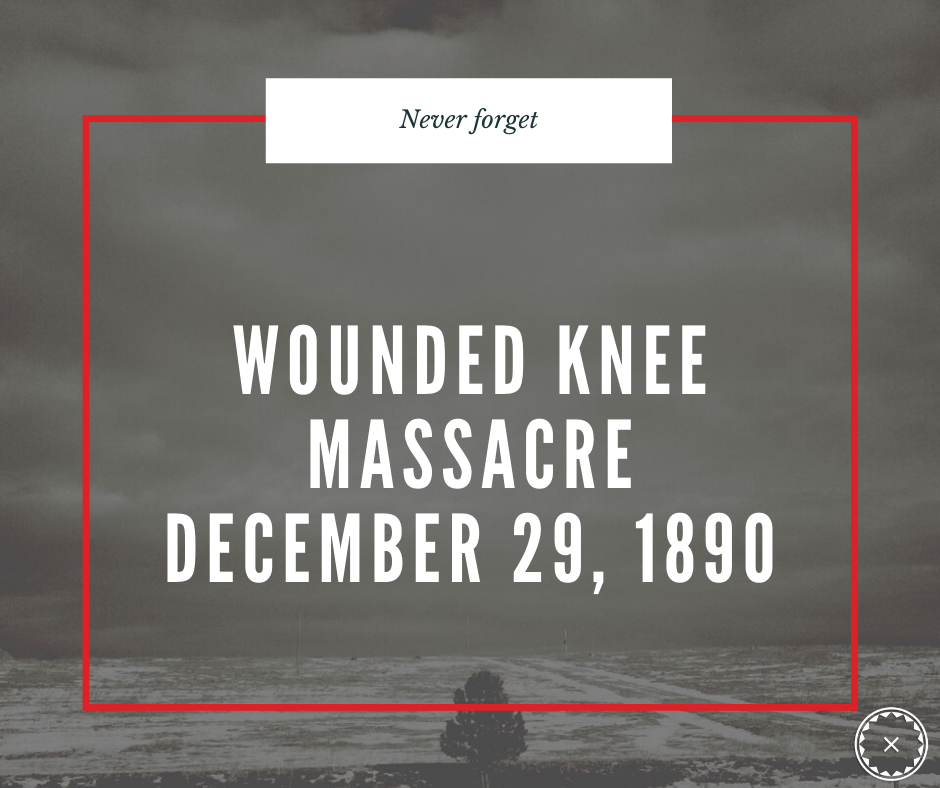 Wounded Knee: Fear is Normally the Root of Tragedy