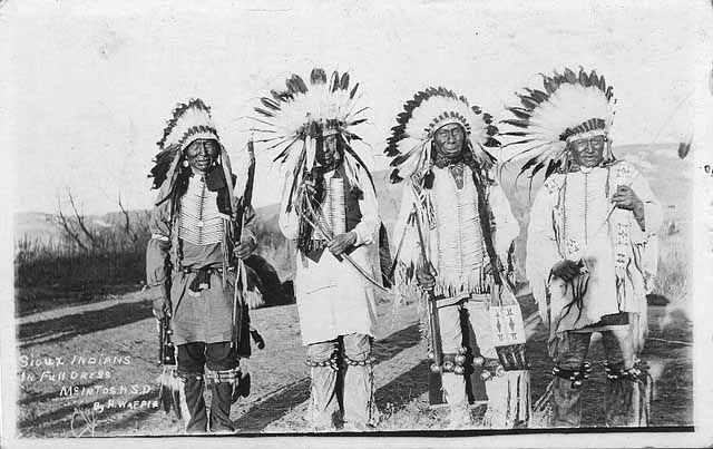 Sioux Native Americans: Their History, Culture, and Traditions