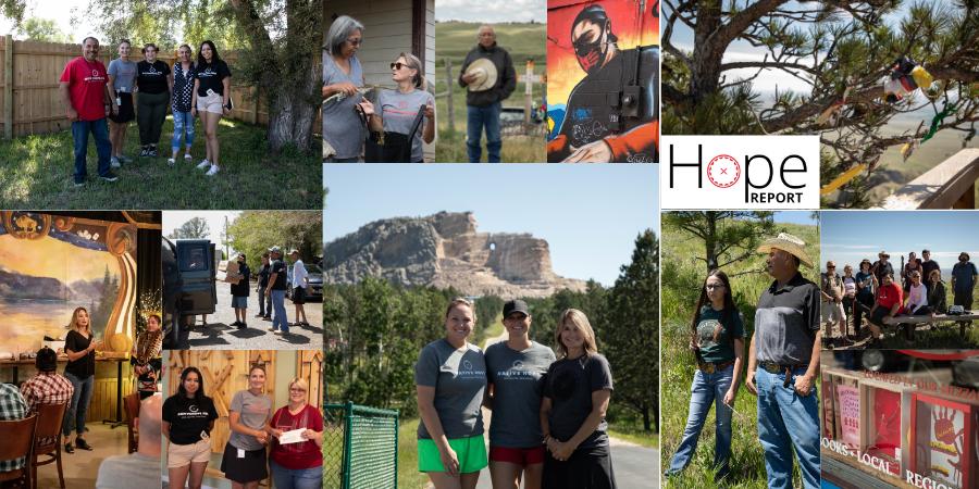 Hope Report: June 2021