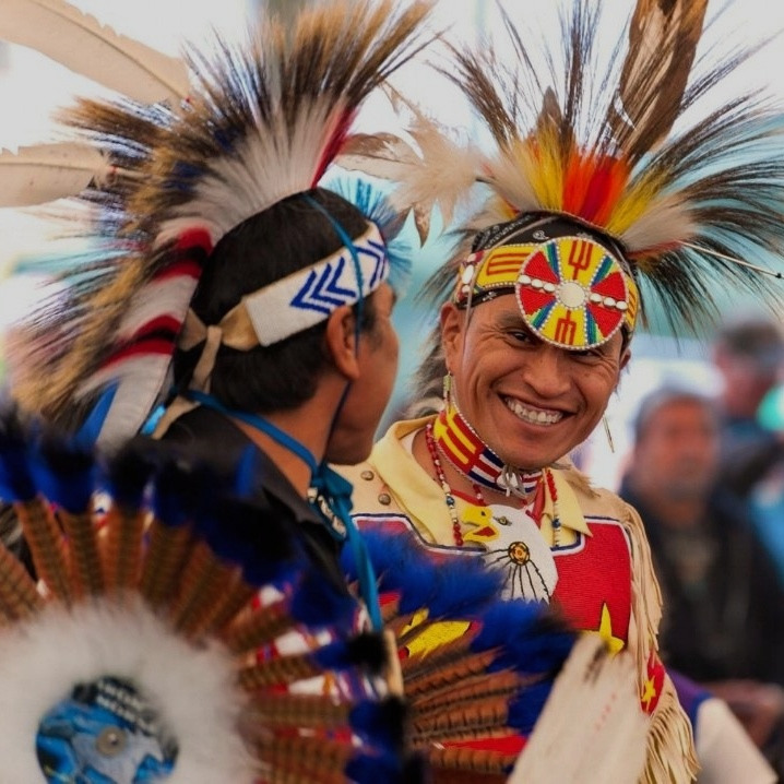 Celebrating Native Fathers